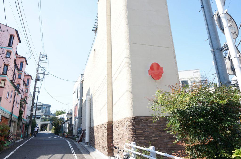 COFFEE SUPREME TOKYOの外ロゴ