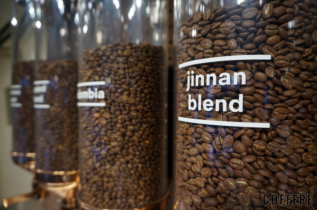 Roasted COFFEE LABORATORY 渋谷神南店のjinnan blend