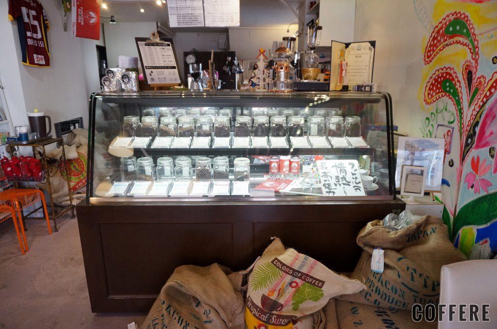 SUNSHINE STATE ESPRESSOのコーヒー豆