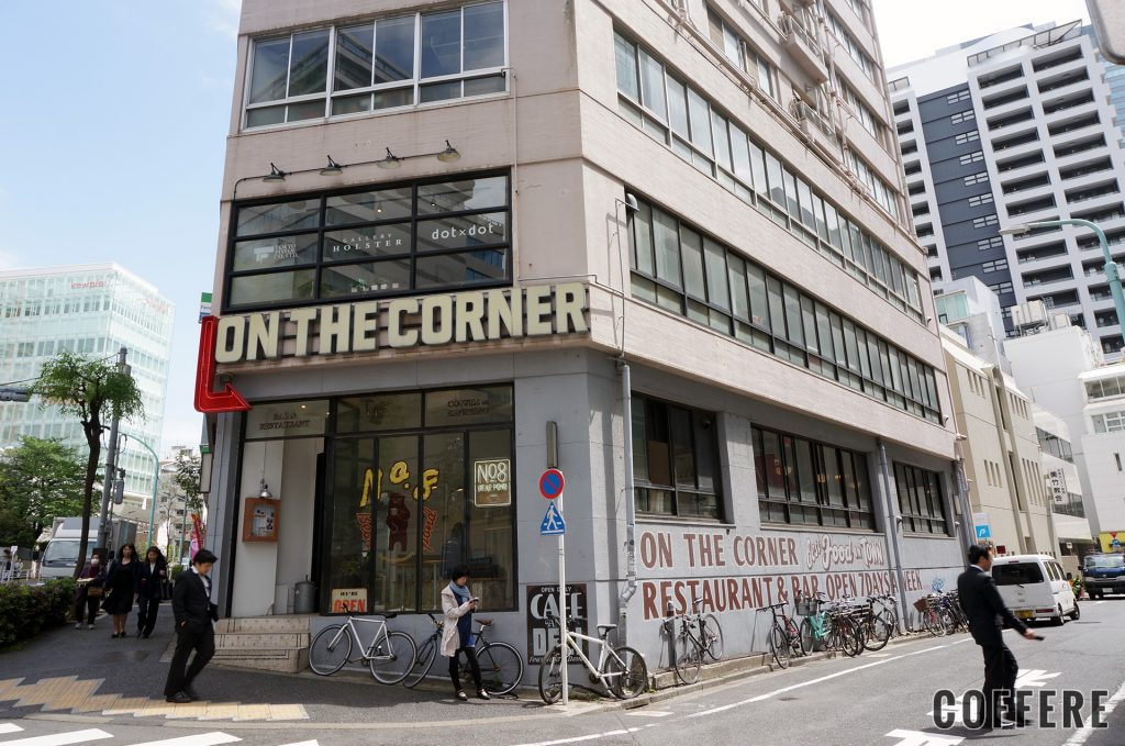 ON THE CORNER No.8 Bear Pondの外観
