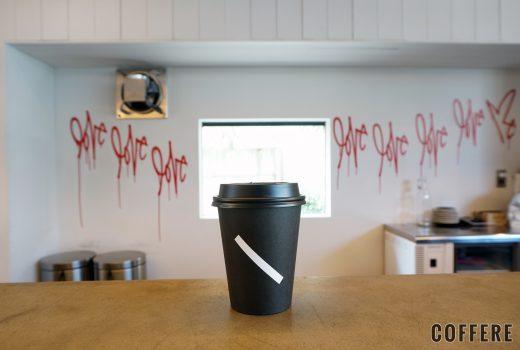 SATURDAYS NYCのカフェカウンター