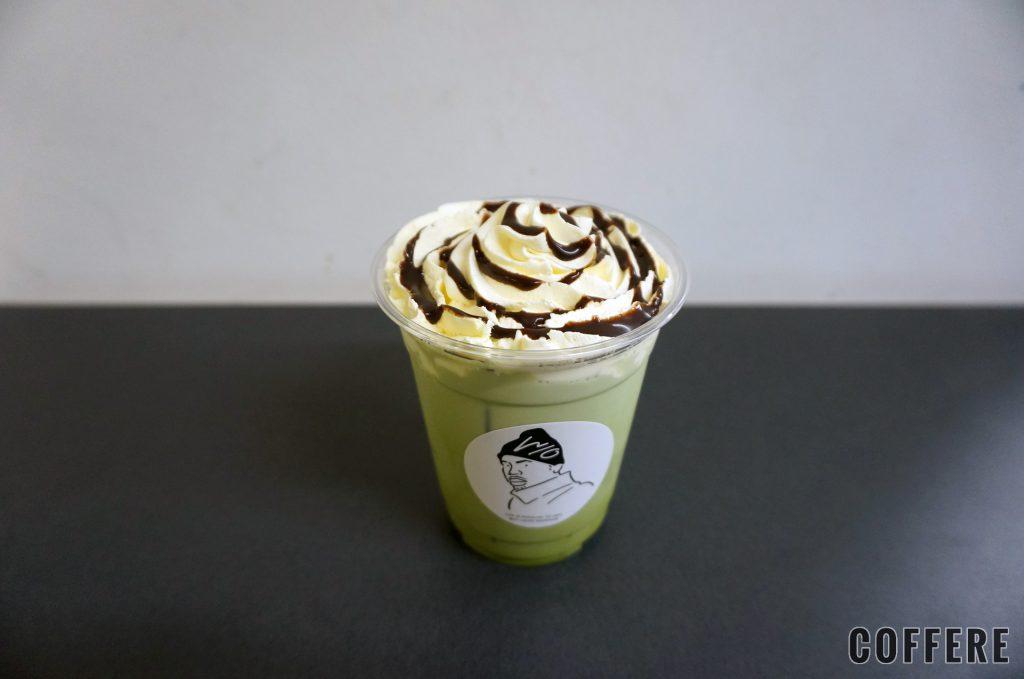 W/O STAND SHIMOKITAの抹茶マスカルポーネ