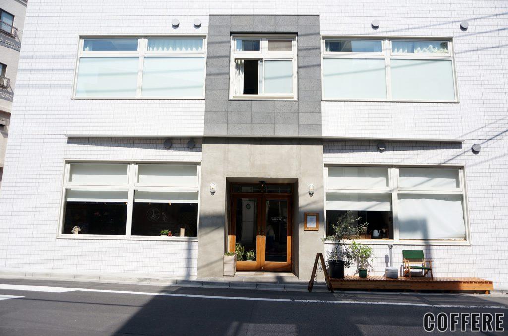 almond hostel & cafeの外観