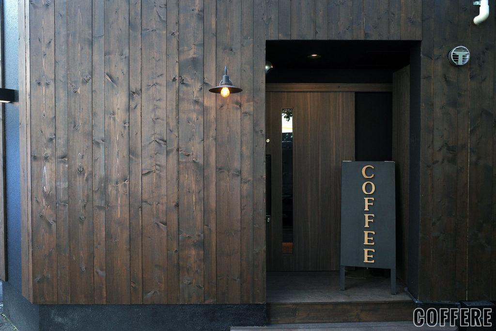 COFFEE葵の店舗正面