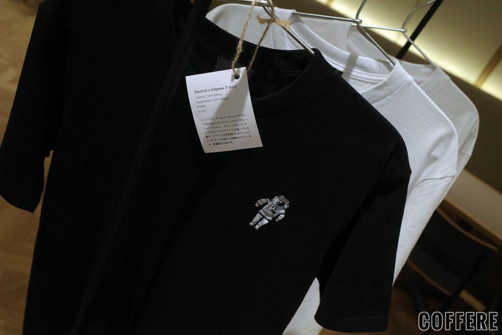 ALLPRESS ESPRESSO Tシャツ