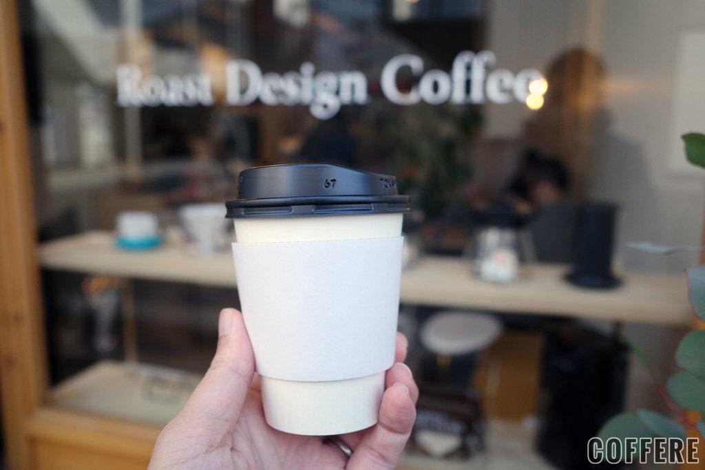 Roast Design Coffeeのドリップコーヒー