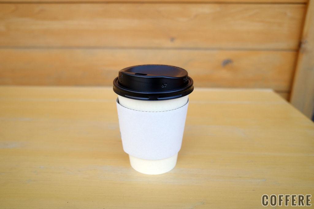 Roast Design Coffeeのテイクアウトカップ